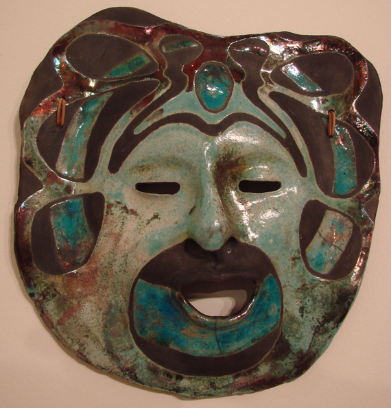 Pottery by Liz Rietz