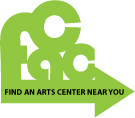 Image with text that reads Find an Art Center near you.